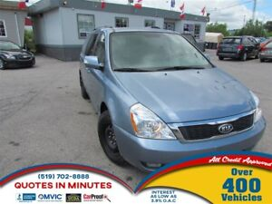 2011 Kia Sedona EX | LEATHER | SUNROOF | DVD | NAV