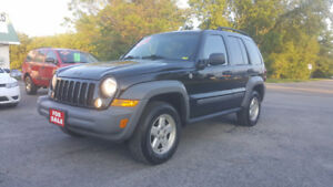 2007 Jeep Liberty TRAIL RATED *** CERTIFIED 4X4 *** $4995