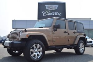 2015 Jeep Wrangler Unlimited Unlimited Sahara
