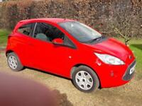 Ford Ka 1.2 Edge 69ps 2013 45K 2 lady owners, air con,c/locking, FSH,stop/start