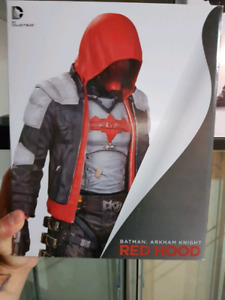 Dc collectibles statue redhood arkham knight