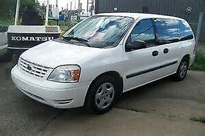 2004 Ford Freestar Base Minivan, Van