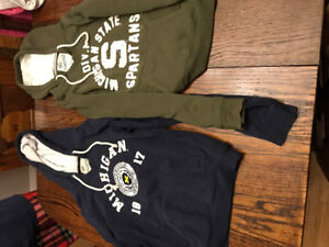 Women's Campus Crew Hoodies