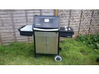 Weber Spirit Classic E210 - 2 Burner Gas Barbecue BBQ