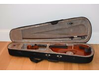 Violin, 4/4 size, great for beginners