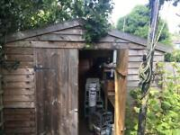 Shed 10'x8'