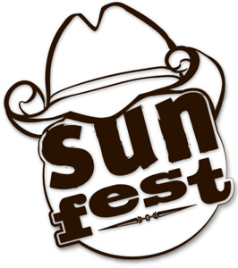 SUNFEST TICKET - RESERVED SEATING - SECTION B2