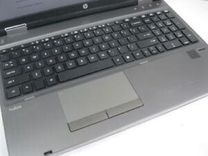HP Probook Quad Core Laptop w WebCam and HDMI