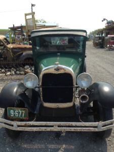 1928 Antique Ford Model A