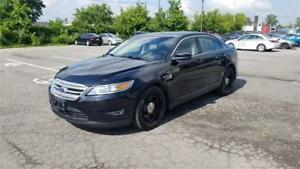 2012 Ford Taurus Police Interceptor Unit