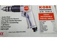 Kobe professional 10mm reversible pistol drill