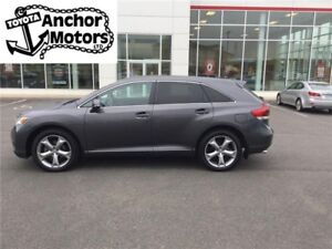 2016 Toyota Venza 4X4/FACT WARR/POWER SEATS/BACKUP CAM