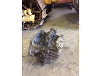 Corsa 6 speed gearbox