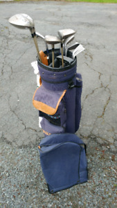 Women's right handed golf clubs set