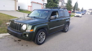 2008 Jeep Patriot 4x4 limited edition for sale!!