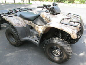 Honda Rancher 4 x 4 for sale