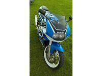SUZUKI GSXR400 1991 38000 KM