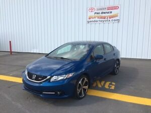 2014 Honda Civic Si 4dr Sedan