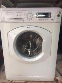 Hotpoint washing machine 9kg free local delivery and fitting