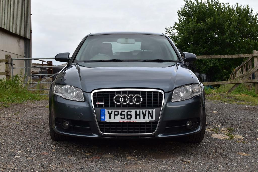 audi a4 s line 2006 1 8 turbo p x in oxted surrey gumtree. Black Bedroom Furniture Sets. Home Design Ideas
