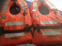 LIFEJACKETS ADULTS NEW WITH TAG