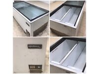 mondial double chest catering/shop freezer