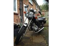 Running bike 125cc learner legal spares/repair