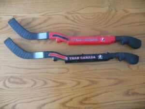 2 Team Canada Wii Controller Holders