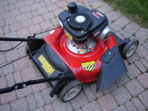 Lawnmower Like New Used Half a Season, 100% Perfect  See Picture