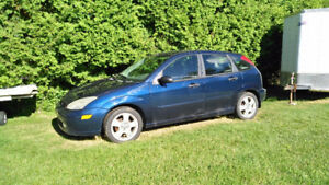 2003 Ford Focus ZX5 Familiale