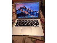 """Mid 2013 A1466 13"""" Apple MacBook Air Core i5-4250U 1.3GHz 128GB SSD 4GB RAM"""