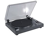 SoundLAB Belt Drive Turntable with AUDIO TECHNICA moving magnet cartridge