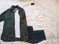 Women's Clothing: Topshop | H&M | River Island | Zara (Size 8-12)
