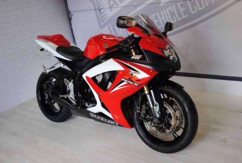2007 - SUZUKI GSXR 600 K7, EXCELLENT CONDITION, £4,750 OR FLEXIBLE FINANCE