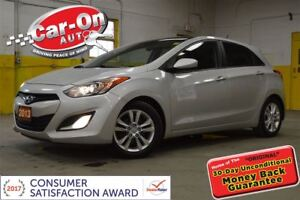 2013 Hyundai Elantra GT HATCHBACK PANO ROOF PWR GRP ALLOYS LOADE
