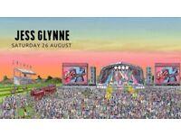 Jess Glynne @ Newmarket x 4 tickets Premier Enclosure 26.08.17