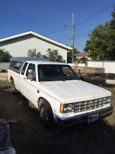 1983 Chevrolet S-10 Pickup Truck