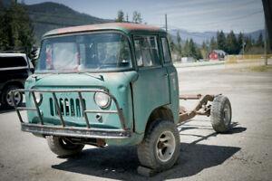 1957 Willys Jeep FC170 Forward Control - Salmon Arm