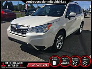 Subaru Forester AUTOMATIQUE 2015 BLANC AWD CAMERA BLUETOOTH