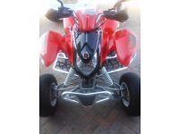 Apache RLX Sport 320 Automatic Quad Bike