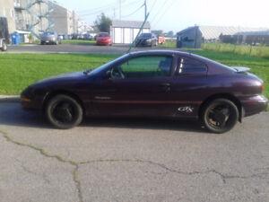 1997 Pontiac Sunfire GTX Coupé (2 portes)