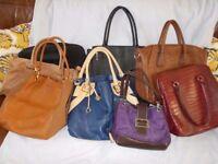Collection of Ladies Handbags