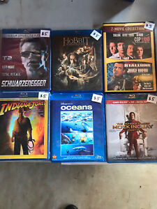 Blu Ray and DVD with UN USED Digital Copy. NEW & Used