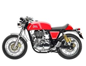 Cafe Racer- Royal Enfield Continental GT