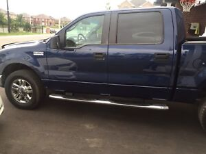 2008 FORD F -150 ,4x4