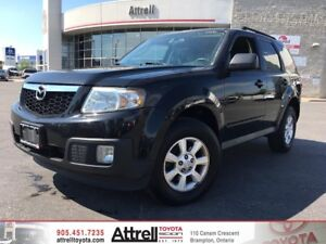 2011 Mazda Tribute GX. Roof Rails, Bluetooth, Power Driver Seat.