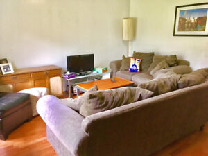 Large one bedroom suite near SFU