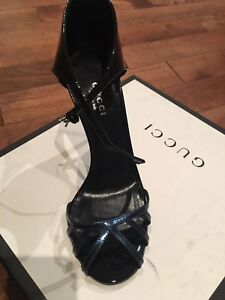 Authentic Gucci women high heels