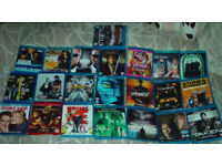 22 Mixed UK Blu ray Bundle like new and some sealed