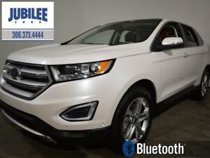 2015 Ford Edge Titanium  - Leather Seats -  Bluetooth -  Heated